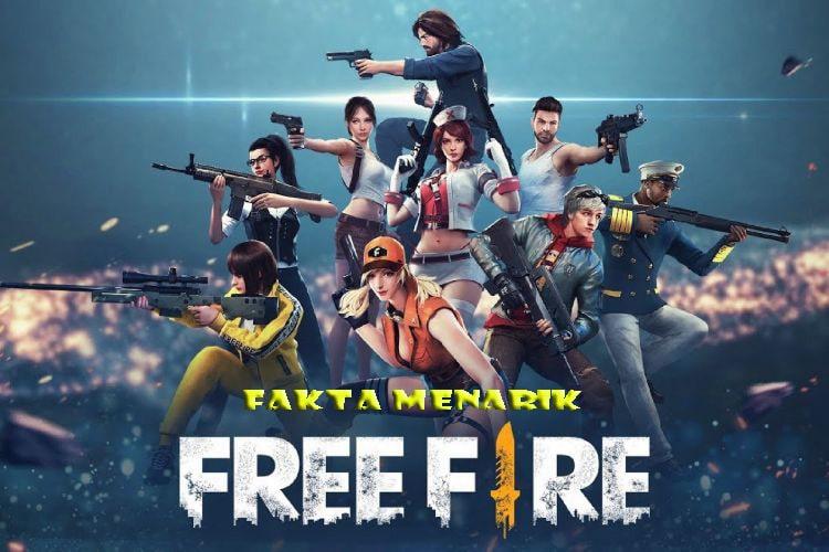 Inilah Fakta Menarik Game Free Fire yang Harus Kamu Tahu